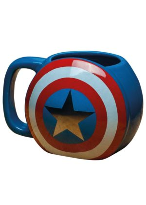Captain America Schild Mok