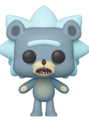 Rick and Morty Teddy Rick POP! Figuur 9 cm