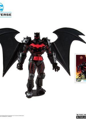 Batman Hellbat Suit McFarlane Actiefiguur