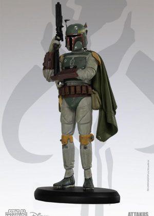 Star Wars Boba Fett Attakus Figuur 21 cm